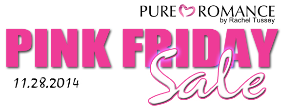 Pure Romance Pink Friday Sale