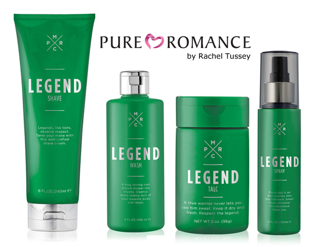 pure romance legend for men pure romance by rachel