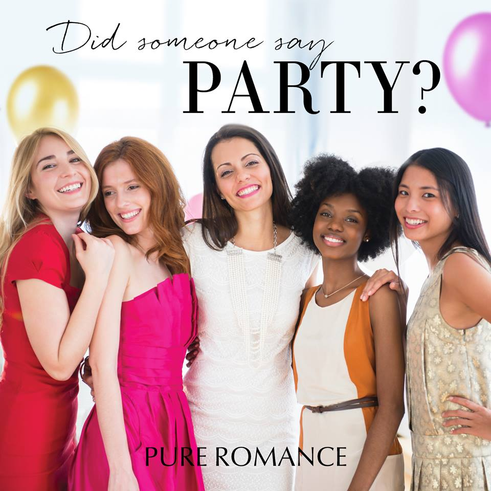 Make Your Pure Romance Party a Success – Pure Romance by Rachel ...