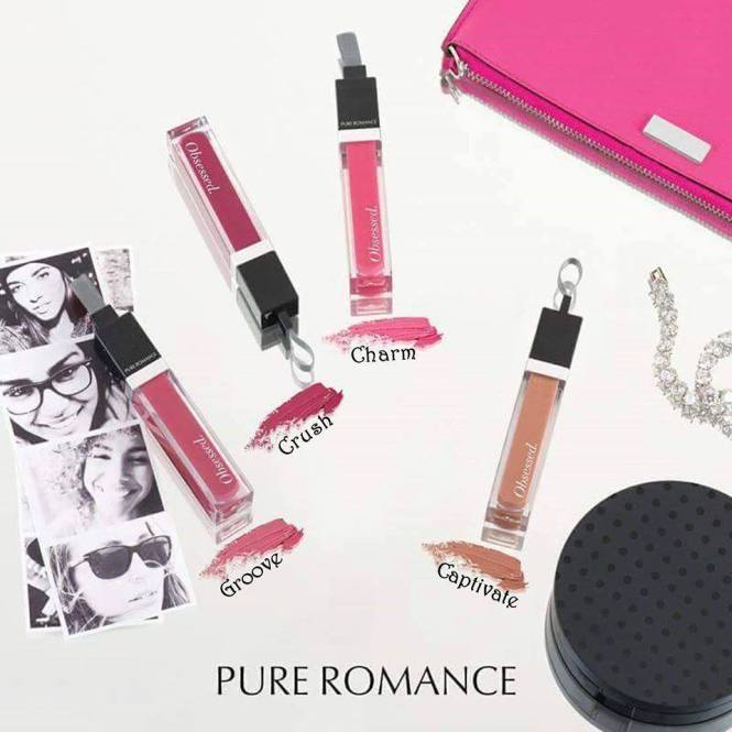 Pure Romance Obsessed Lip Gloss